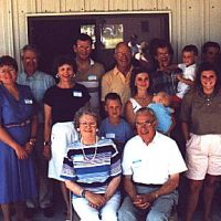 Sig and Ruth Armbruster family